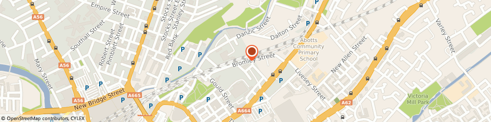 Route/map/directions to T & G Motors, M4 4JS Manchester, 44 Bromley Street