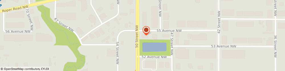 Route/map/directions to Mortgage Tailors, T6B 3S3 Edmonton, 4935 55 Ave NW #213