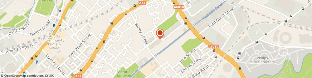 Route/map/directions to Xpose Limited, M40 8EL Manchester, UNIT 9 VARLEY BUSINESS CENTRE, 36 JAMES STREET