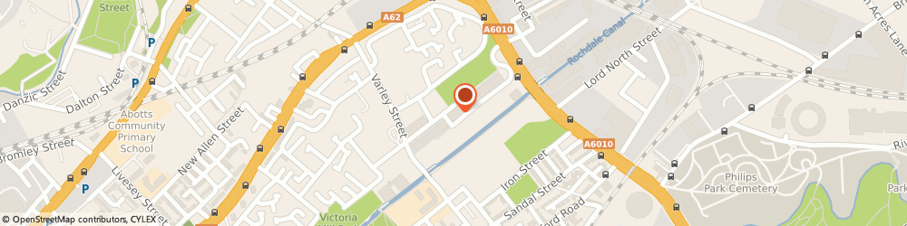 Route/map/directions to Bitz & Pieces, M40 8EF Manchester, Unit 24 Dale House, Vickers Street