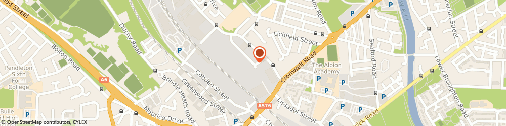 Route/map/directions to Playlearn Ltd Salford, M6 6FL Salford, ORCHARD ST