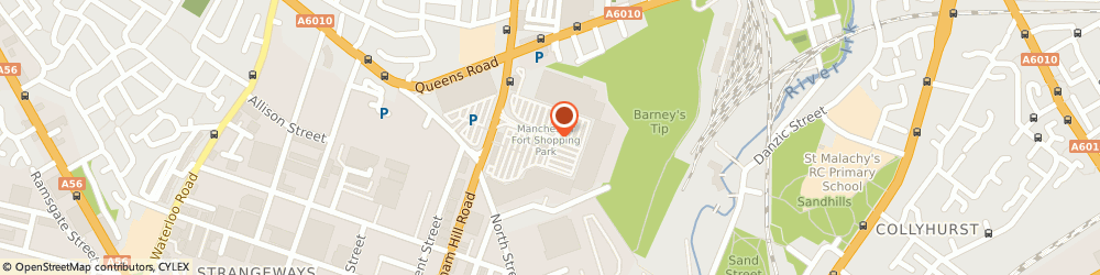 Route/map/directions to Argos, M8 8EP Manchester, Unit 7A, Manchester Fort Shopping Park, Cheetham Hill Road
