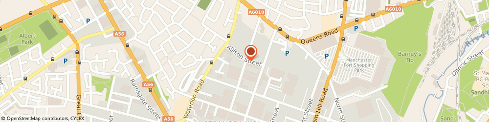Route/map/directions to Baby Wear Supplier, M8 8AQ Manchester, 8 Cheetwood Road