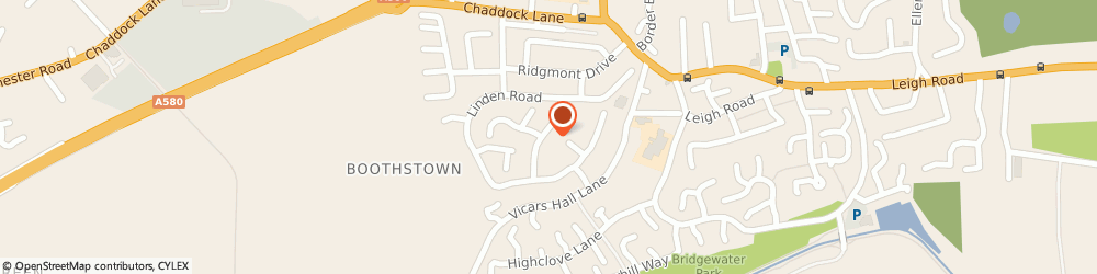 Route/map/directions to Kidsdj.co.uk, M28 1JY Worsley, 35 Brookfield Drive