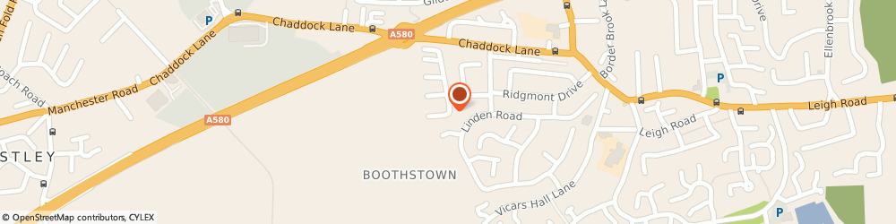 Route/map/directions to Sam Foundations, M28 1JU Manchester, 17 Linkfield Drive