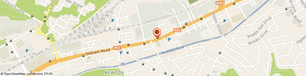 Route/map/directions to TD Autocare - Manchester of Manchester, M40 2FT Manchester, Lonsdale Street
