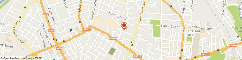 Route/map/directions to Abakus (Rejza) Limited, M7 4ZU Salford, FLAT 304 CITY VIEW, HIGHCLERE AVENUE