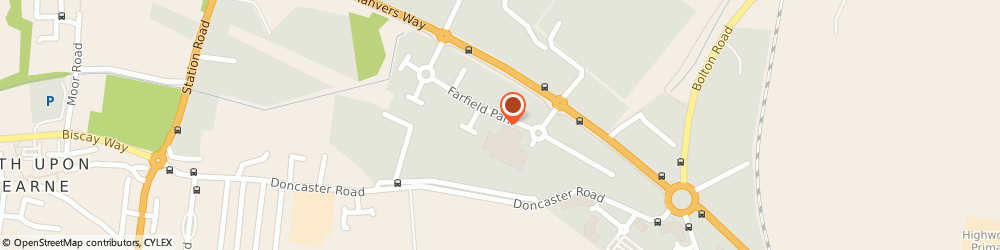 Route/map/directions to EMERADAL LTD, S63 5DB Manvers, Unit 4E, Enterprise Court Farfield Park