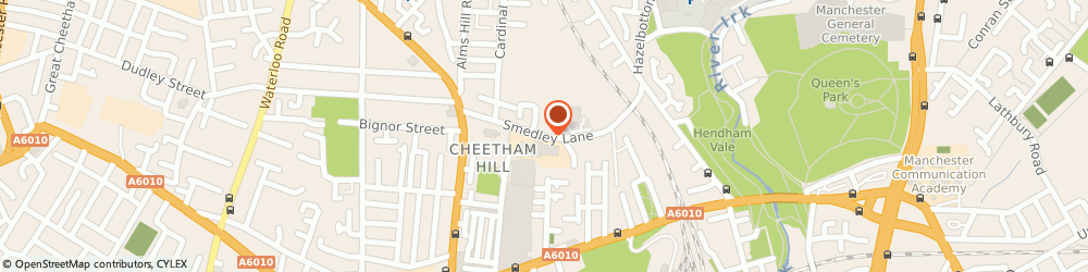 Route/map/directions to Association Of Ukranians Ltd, M8 8XB Manchester, 31 SMEDLEY LANE