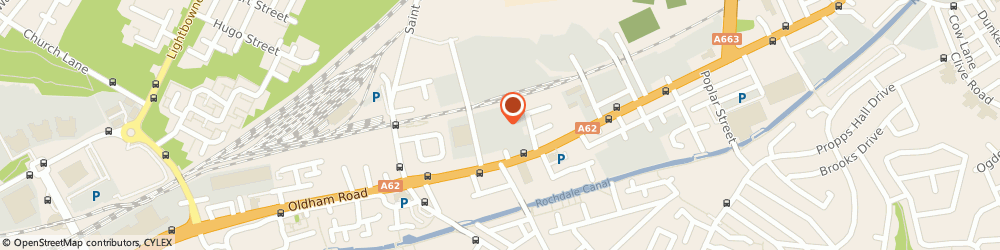 Route/map/directions to J M R Fabrications, M40 3AG Manchester, Unit 4, Reliance Trading Estate, Reliance St, Newton Heath