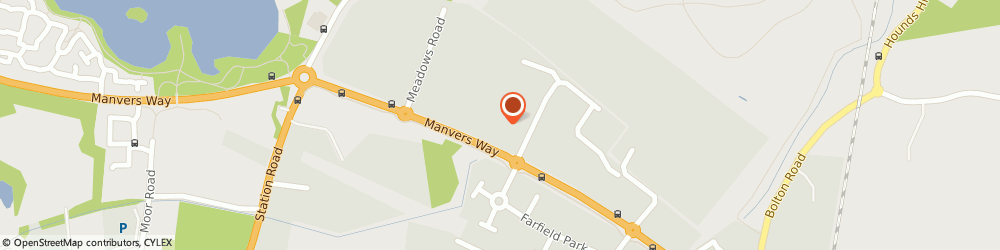 Route/map/directions to Thetford Limited, S63 5DL Manvers, UNIT 6 BROOKFIELDS WAY