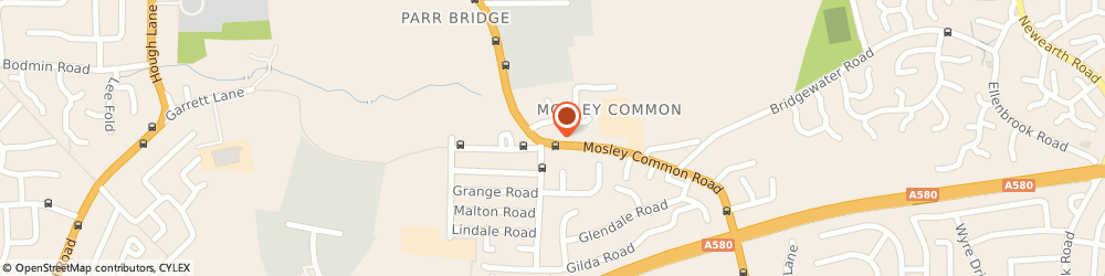Route/map/directions to Salon Steele, M28 1AH Manchester, 137 Mosley Common Road