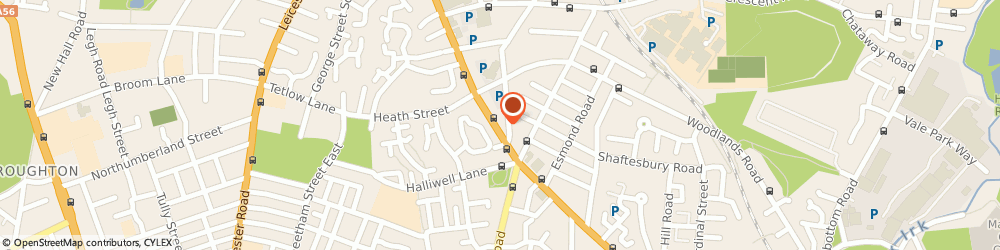 Route/map/directions to SUPREME CARPETS (UK) LTD, M8 9LE Manchester, 446 Cheetham Hill Road