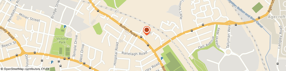 Route/map/directions to Nova Security Systems Ltd, M27 8TQ Manchester, 265, Rivington Crescent
