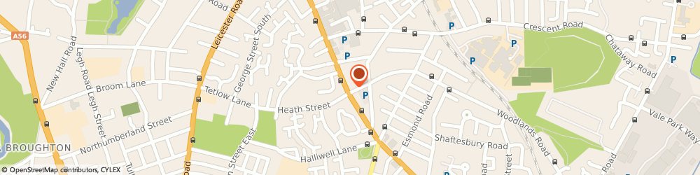 Route/map/directions to PREMIER HOME (CHEETHAM) LTD, M8 9JW Manchester, 460B Cheetham Hill Road, Cheetham Hill