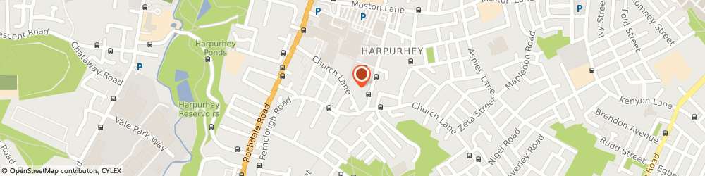 Route/map/directions to Marie Stopes UK North Manchester, M9 5BH Manchester, 77 Church Lane