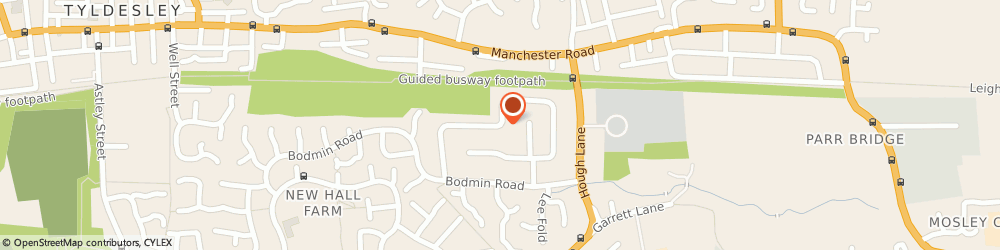Route/map/directions to Avango Couriers Limited, M29 7HD Manchester, 43 Treen Rd