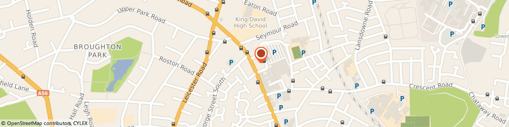 Route/map/directions to NatWest - MANCHESTER, M8 5NW Manchester, 64 Bury Old Road