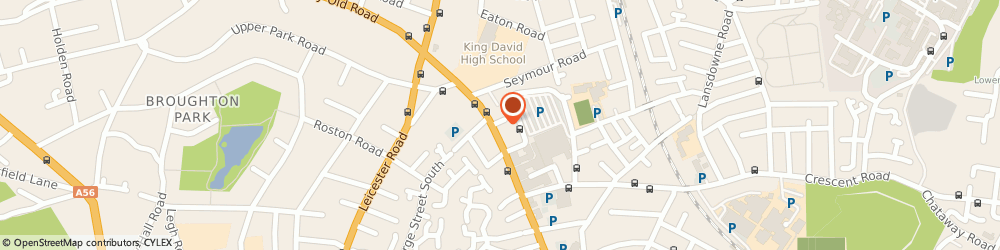 Route/map/directions to BANK OF SCOTLAND ATM - Manchester, M8 5BN Manchester, 70 Bury Old Road