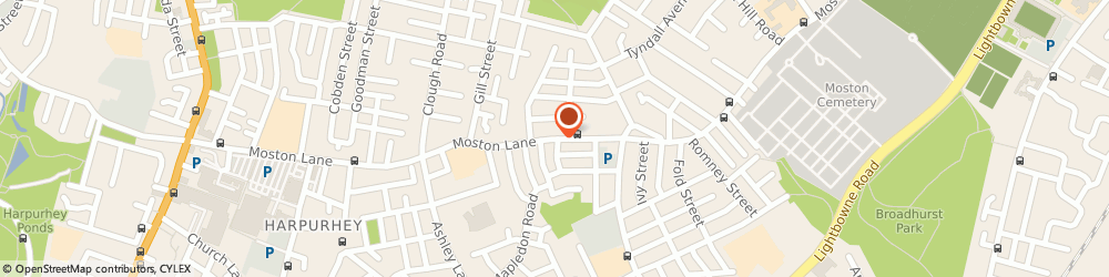 Route/map/directions to Polish Shop Slonko Limited, M40 9WF Manchester, 268 Moston Lane