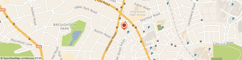 Route/map/directions to Logican Solutions Ltd., M7 4HA Salford, 4 Leicester Avenue