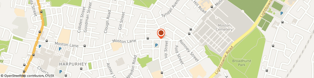 Route/map/directions to Barclays Bank, M40 9NB Manchester, 369 Moston Lane