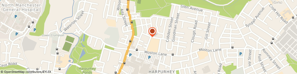 Route/map/directions to Sl-Electrical, M9 4AE Manchester, 11 DANBY WALK BLACKLEY