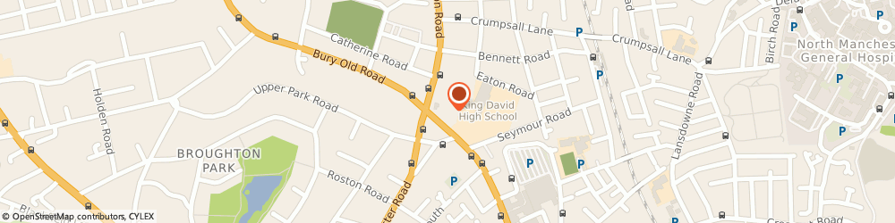 Route/map/directions to Card & Gift Centres The, M8 5DP Manchester, 4B CHEETHAM PDE