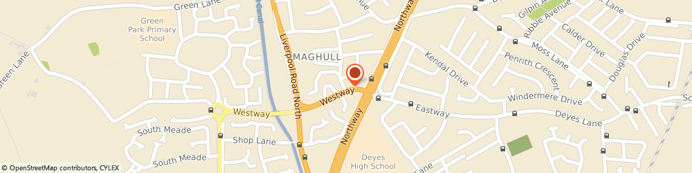 Route/map/directions to Max Spielmann - Maghull, West Way, L31 0AE Liverpool, 30 West Way