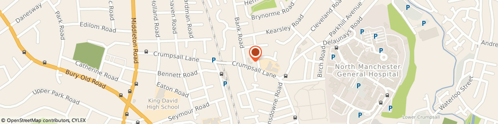 Route/map/directions to Westwood Homecare Ltd, M8 5SR Manchester, 69 CRUMPSALL LANE