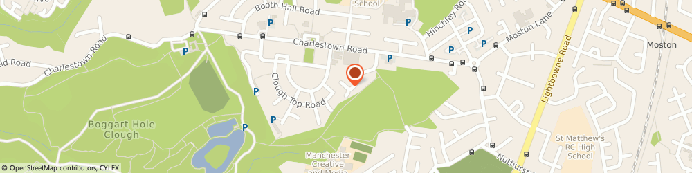 Route/map/directions to Manchester Gas Engineers, M9 7FH Manchester, 5 The Coppice