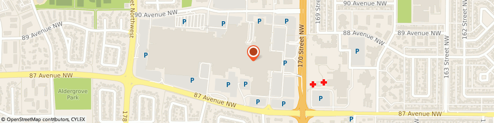 Route/map/directions to Peoples Trust Company, T5T 4J2 Edmonton, 8882 170 St Nw Suite 2177
