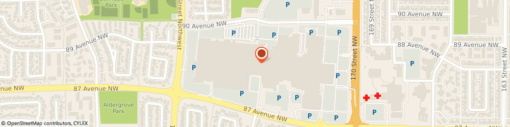 Route/map/directions to DSW Designer Shoe Warehouse, T5T 3J7 Edmonton, 2930 8882 170 ST NW