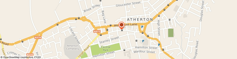Route/map/directions to Max Spielmann Photography and Printing Atherton, Market St, M46 0DA Manchester, 91 Market Street