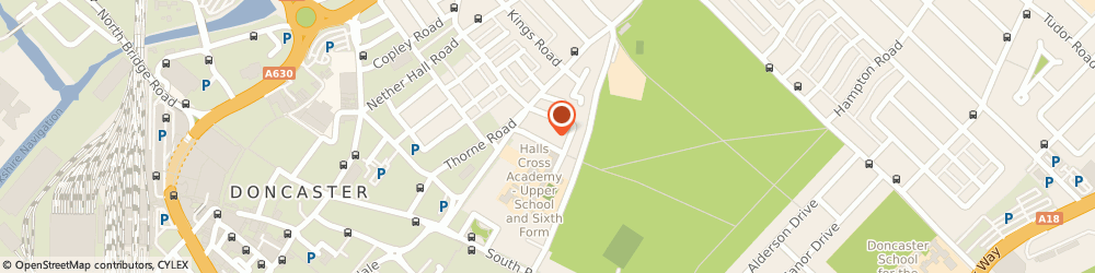 Route/map/directions to Chief Assessments Limited, DN6 7BD Doncaster, Unit 7, Hutton Business Park, Bentley Moor Lane