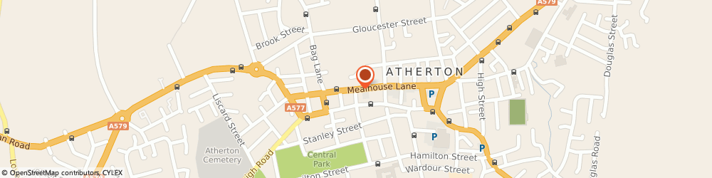 Route/map/directions to Nid Massage Atherton, M46 0FD Manchester, 64, Mealhouse Lane