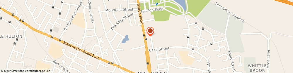 Route/map/directions to Alarm & Security Services, M28 3BW Manchester, 156-158, BOLTON ROAD