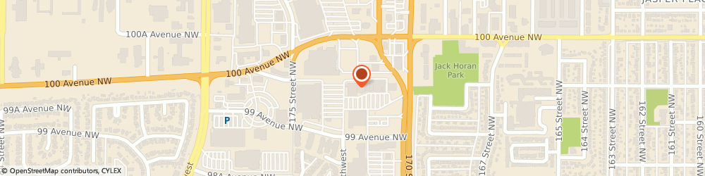 Route/map/directions to PetSmart, T5T 6G7 Edmonton, 9934 170th St NW