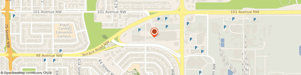 Route/map/directions to Ardene, T6A 0A1 Edmonton, 5055 -101 Avenue Nw