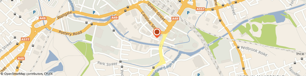 Route/map/directions to three sixty Personal Training, M3 3BN Manchester, Lower Ground Floor, 64 Bridge Street