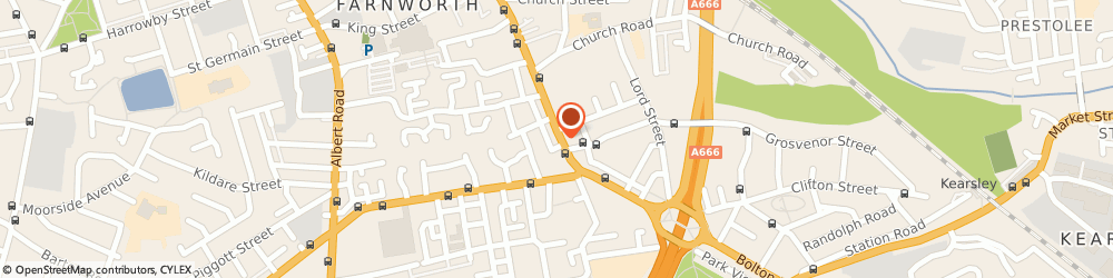 Route/map/directions to Small Talk Cellular Communications, BL4 9BB Bolton, 66 HIGHER MARKET STREET