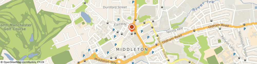 Route/map/directions to Middleton Pro-Care, M24 6UN Manchester, 79a Long St