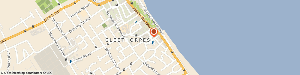 Route/map/directions to The Mortgage Practice, DN35 8EX Cleethorpes, 31 Seaview Street