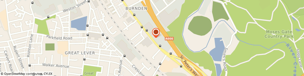 Route/map/directions to ABILITY TEC CIC, BL3 2NZ Bolton, Manchester Road
