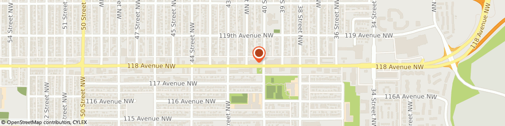 Route/map/directions to RBC Royal Bank of Canada ATM, T5W 1A1 Edmonton, 4000 118th Ave Nw