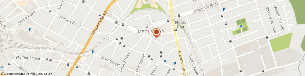 Route/map/directions to Southport Osteopathy, PR8 6AT Southport, 2B Manning Road