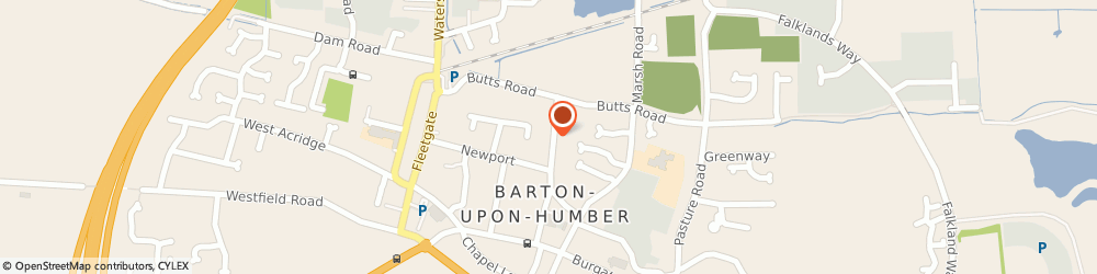 Route/map/directions to S J D Computers Limited, DN18 5QN Barton-Upon-Humber, 31 Queens Avenue