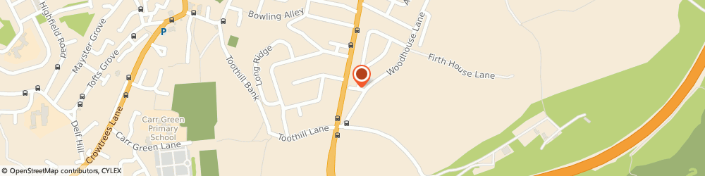 Route/map/directions to Ryans Pharmacy, HD6 3TR Brighouse, Unit 2A, Somerset Avenue