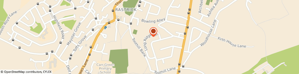 Route/map/directions to noremaC Property Services Brighouse, HD6 3RZ Brighouse, 29 Long Ridge