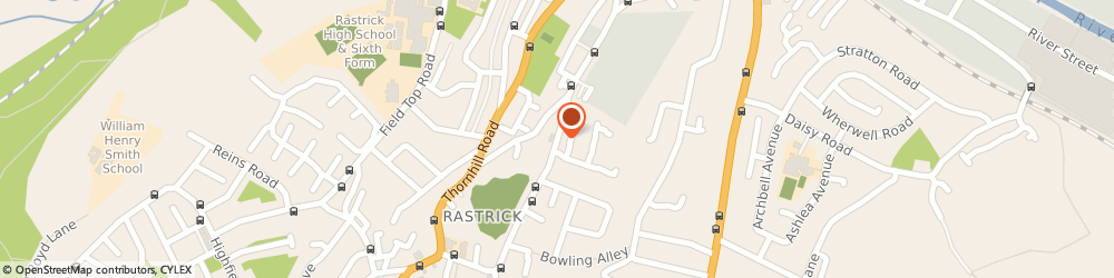 Route/map/directions to The Globe Inn, HD6 3EL Brighouse, 66 Rastrick Common